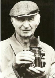 Albert Monier, célèbre photographe cantalien