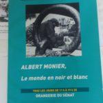 le sénat présente Albert Monier