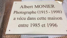 Albert Monier, vingt ans après