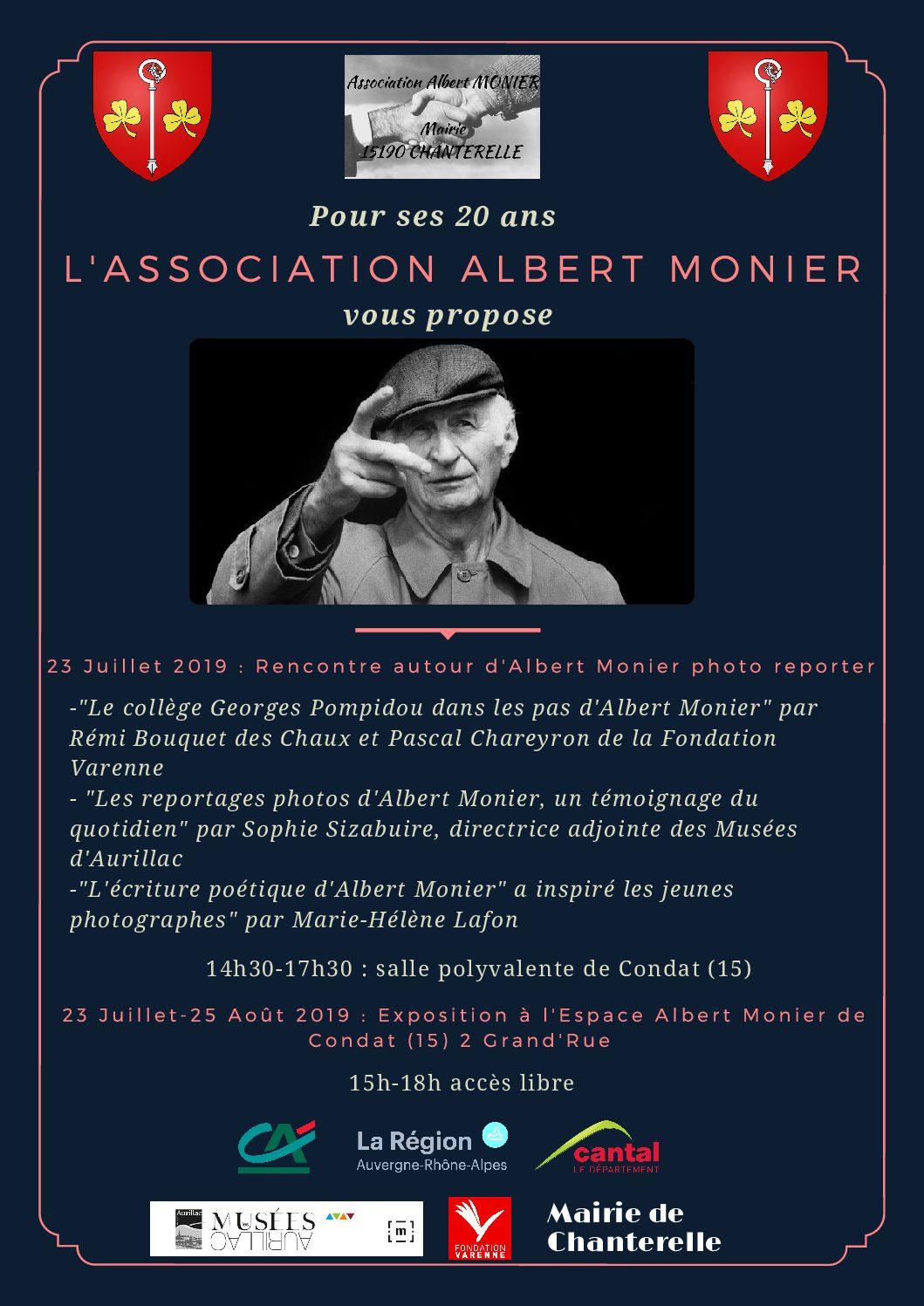 L'association d'Albert Monier fête ses 20 ans